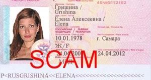 Fake Student Visa